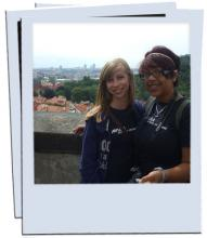 Andrea's au pair experiences in Germany